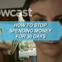 How to stop spending money for 30 days